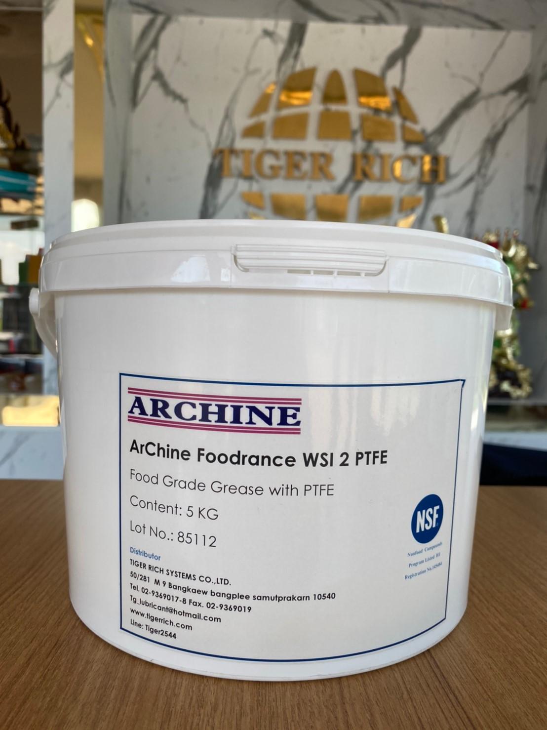 ArChine Foodrance WSI 2 PTFE